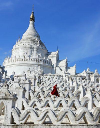 Myanmar Aktivreise