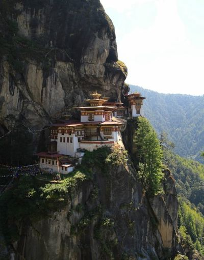 The Spirits of Bhutan