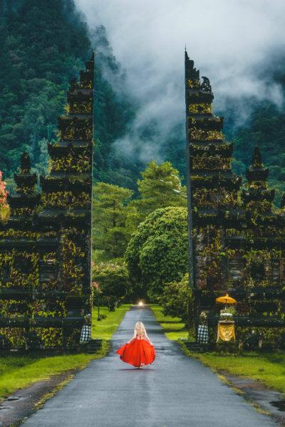 Balinese Love Story