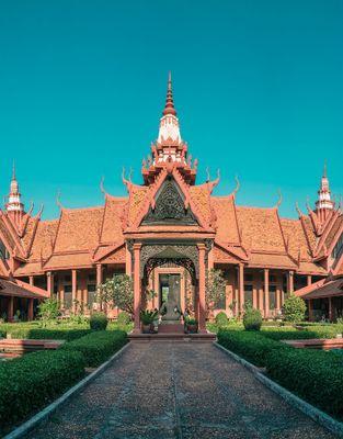 Laos und Kambodscha