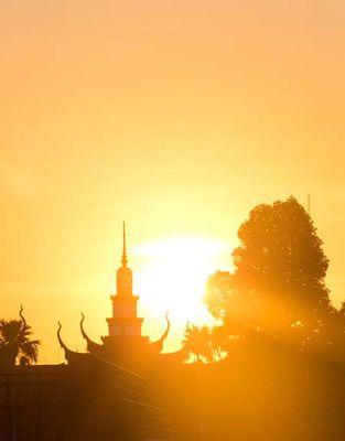 Cambodia Treasured Time