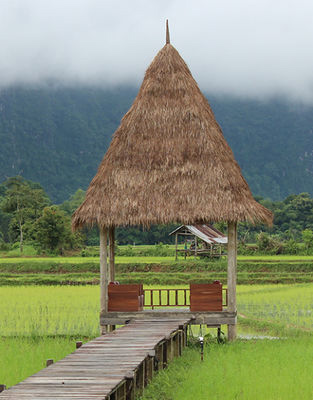 Charming Laos
