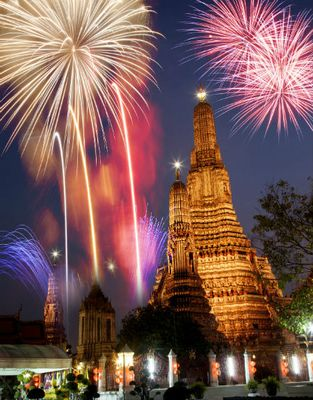 Christmas & New Year In Thailand