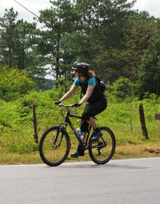 Cycling Northern Vietnam