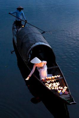 Die Schönheit Von Vietnam