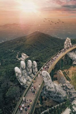 Höhepunkte von Vietnam