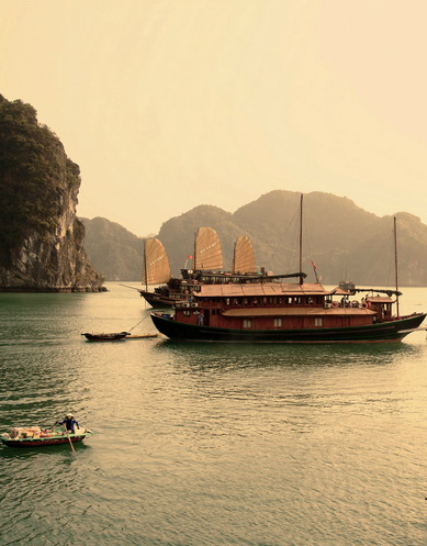 Idyllic Journey to Vietnam and Cambodia