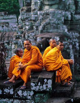 Legendary Stones of Cambodia