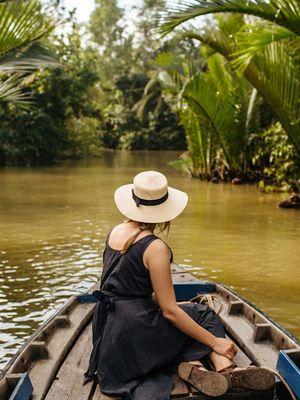 Excursion Au Sud Du Vietnam