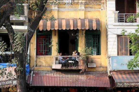 Wander around Hanoi Old Quarter