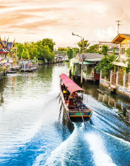 Alluring Thailand with Anantara