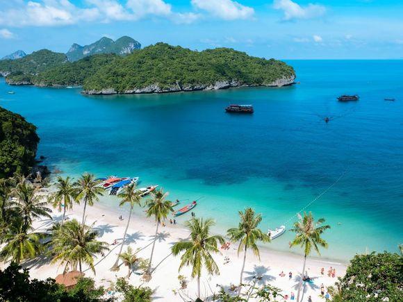 Take a tour of Islands