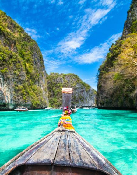 Phang Nga Bay Islands Hopping