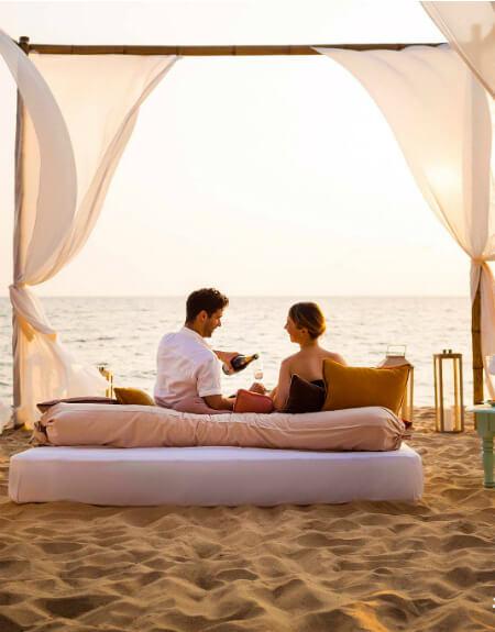 Sweet Honeymoon in Vietnam