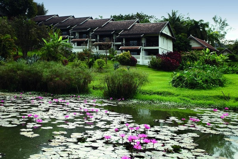 Top 5 hotels in luangprabang