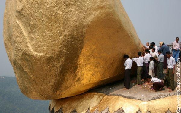 Kyaiktiyo - The Golden Rock