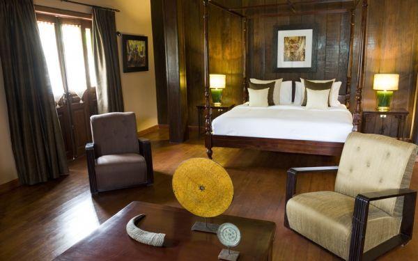 Shanghai Angkor Villas & Spa Resort Siem Reap