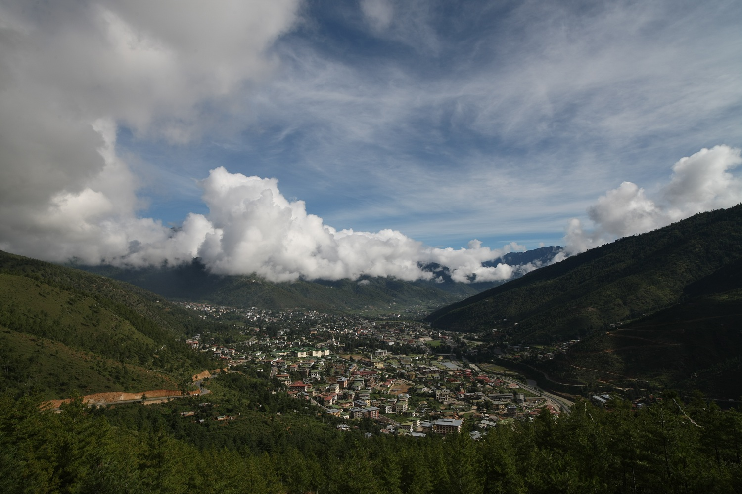 thimphu-valley
