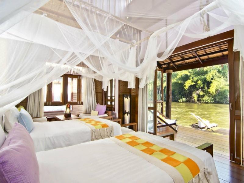The Float House River Kwai Resort, Kanchanaburi