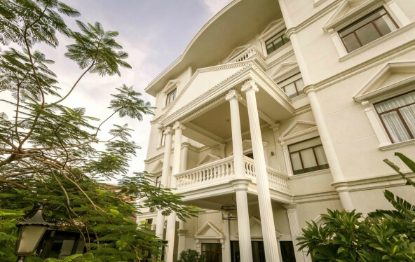 White Mansion Phnom Penh