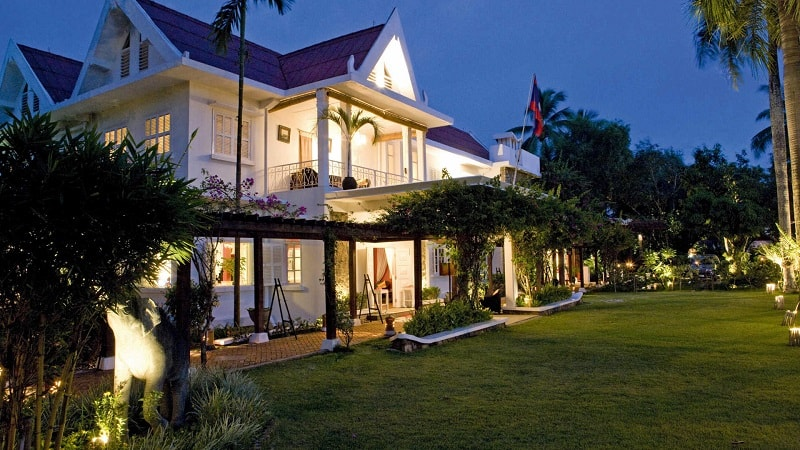 Top hotels in Luangprabang