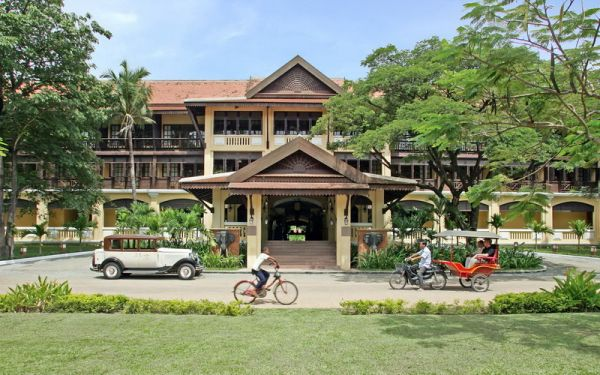 The Victoria Angkor Siem Reap