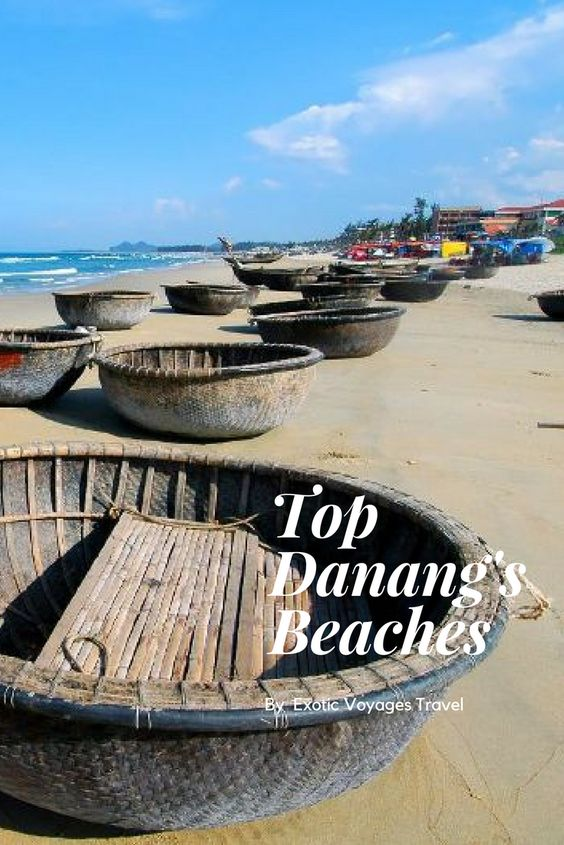 danang beaches