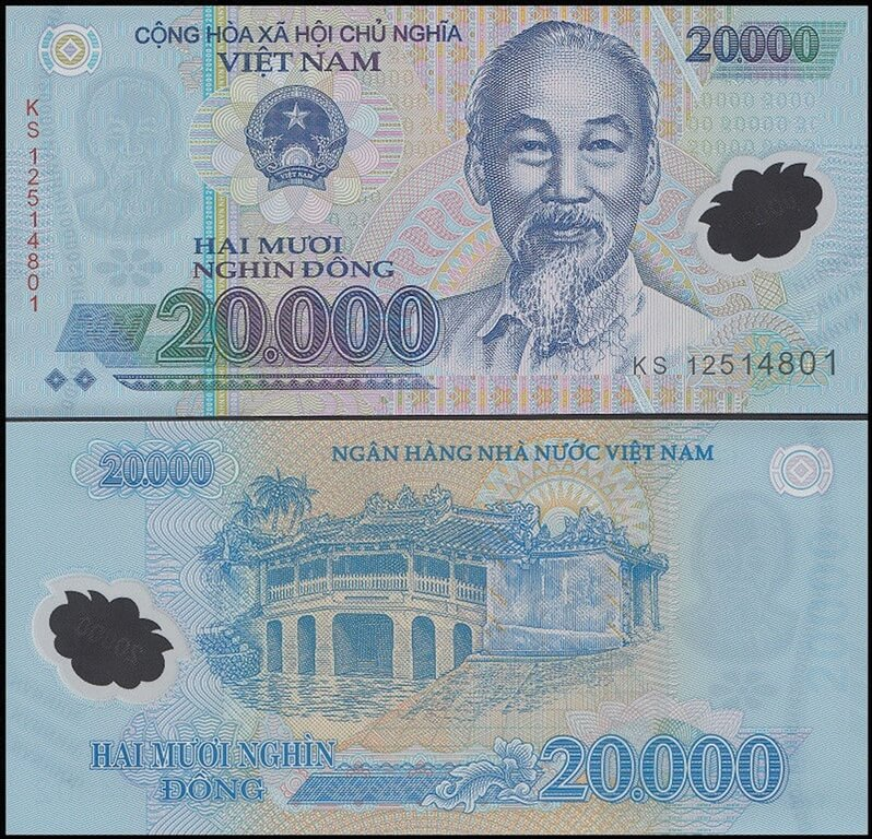 Do You Recognize These 5 Landmarks on Vietnam Dong Notes?