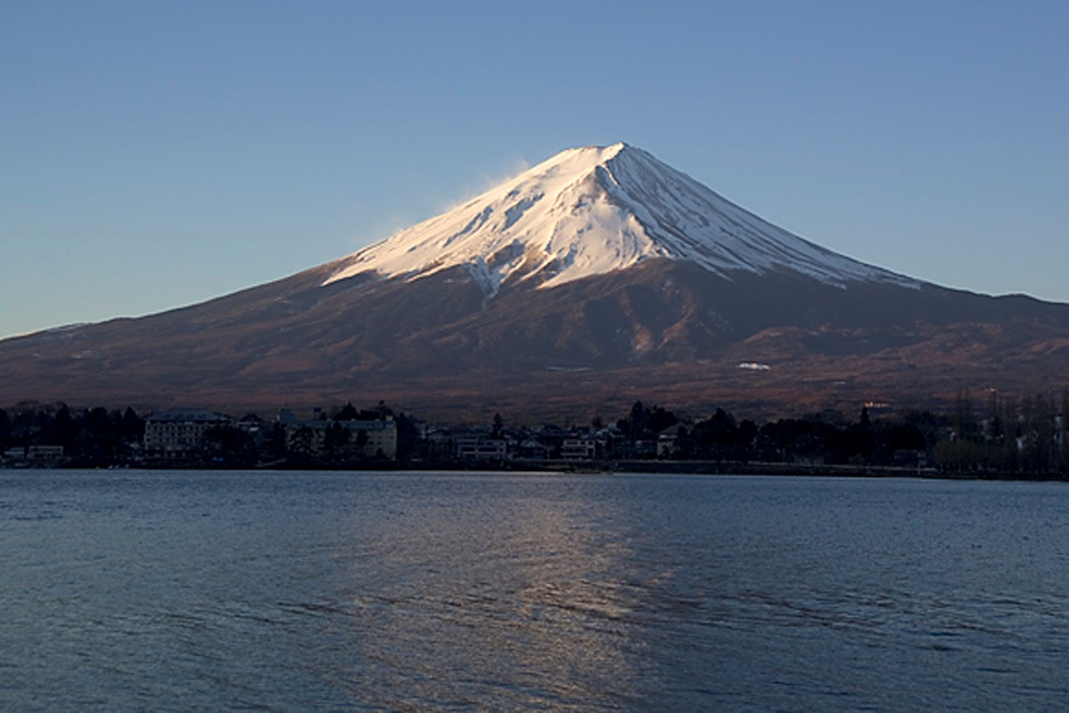 Fuji Mountain - Japan