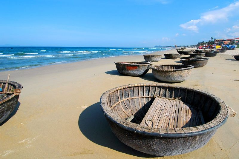 Beautiful Beaches Danang