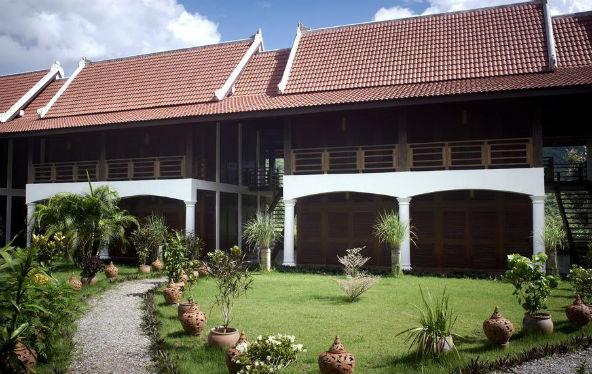 Sanctuary Pakbeng Lodge