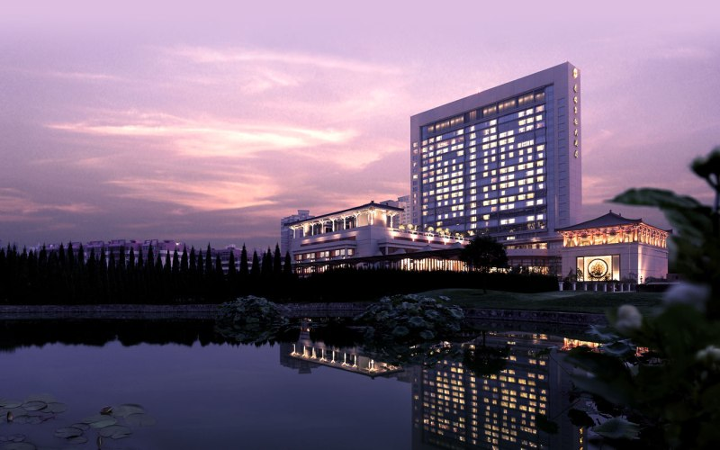 Shangri-La Hotel, Xi'an
