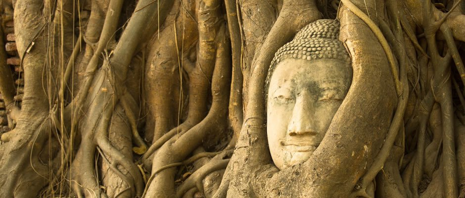 Thailand is the country of Buddhism
