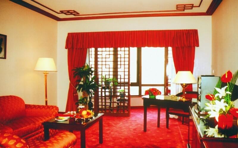 Yinhe Dynasty Hotel Chengdu