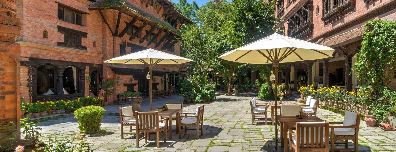 Dwarika's Hotel Kathmandu - Nepal