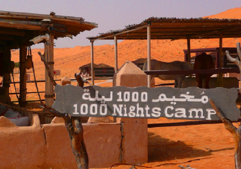 1000 Nights Camp