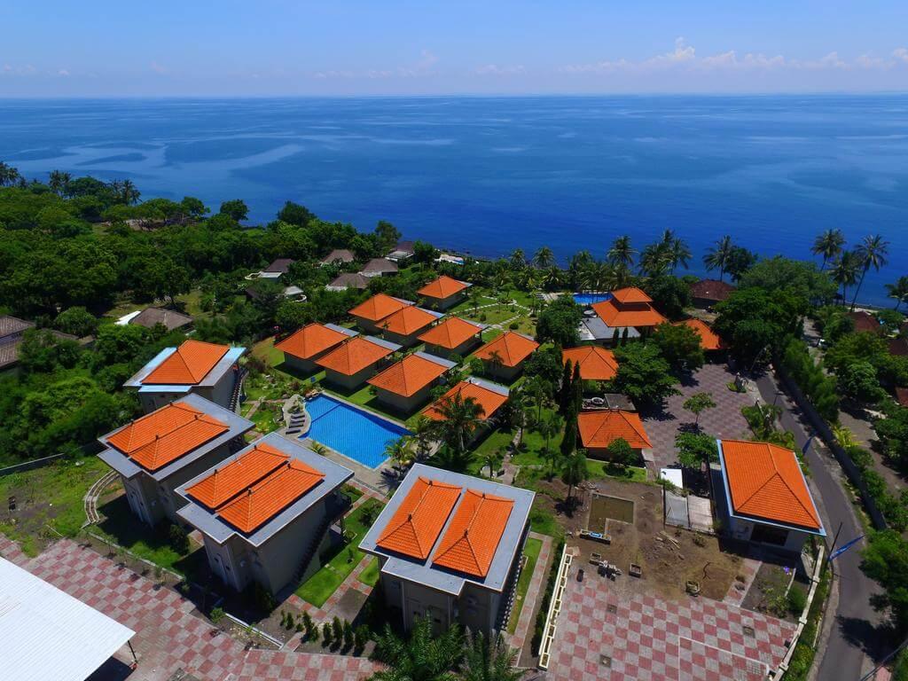 Ocean View Tulamben Dive And Resort