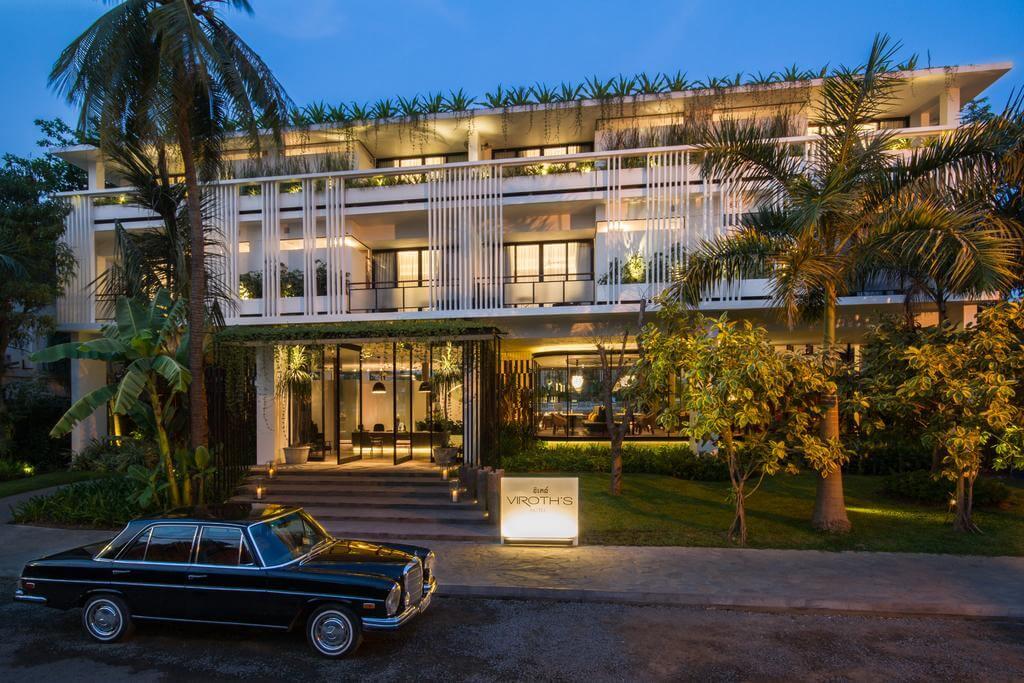 Viroth's Hotel Siem Reap
