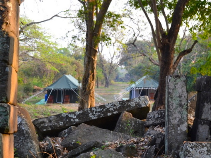 Banteay Chhmar Tented Camp