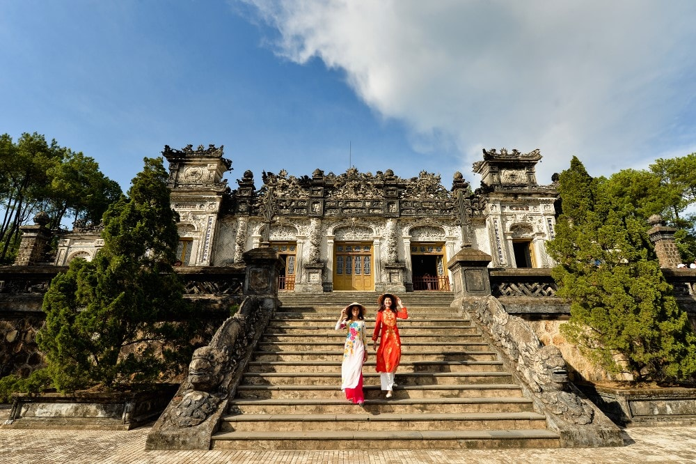No city in Vietnam boasts as much historic charm as Hue