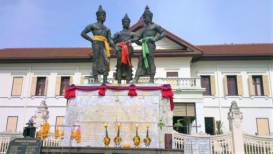 Learn 700-year-old history and culture of Chiang Mai at the museum