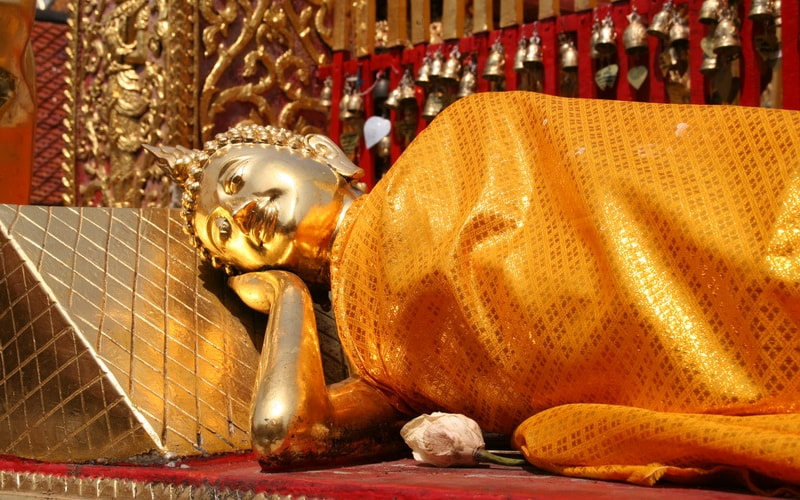 Doi Suthep is one of the most historical and spiritual places in Thailand. It remains a legend in itself.