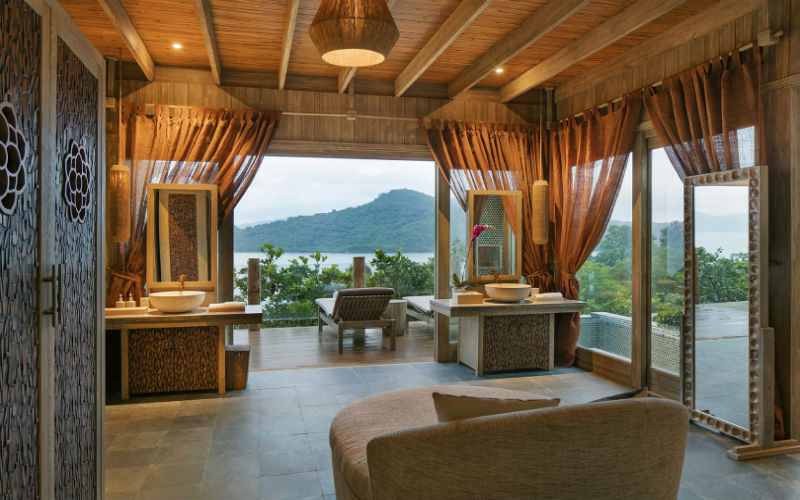 Room - An Lam Retreat Ninh Van Bay