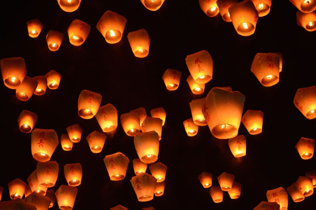 The Most Spectacular Lantern Festivals In Asia That You