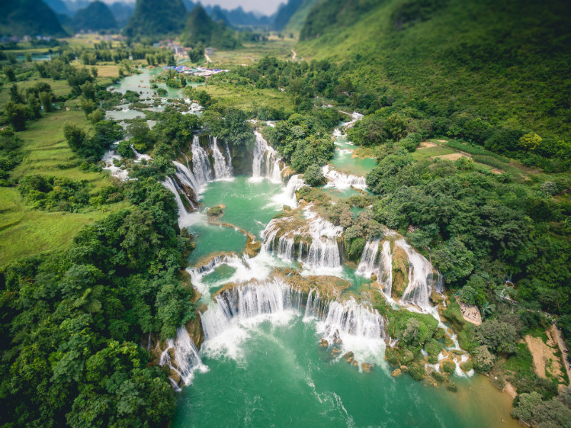 Ban Gioc Waterfall Will Blow Your Mind