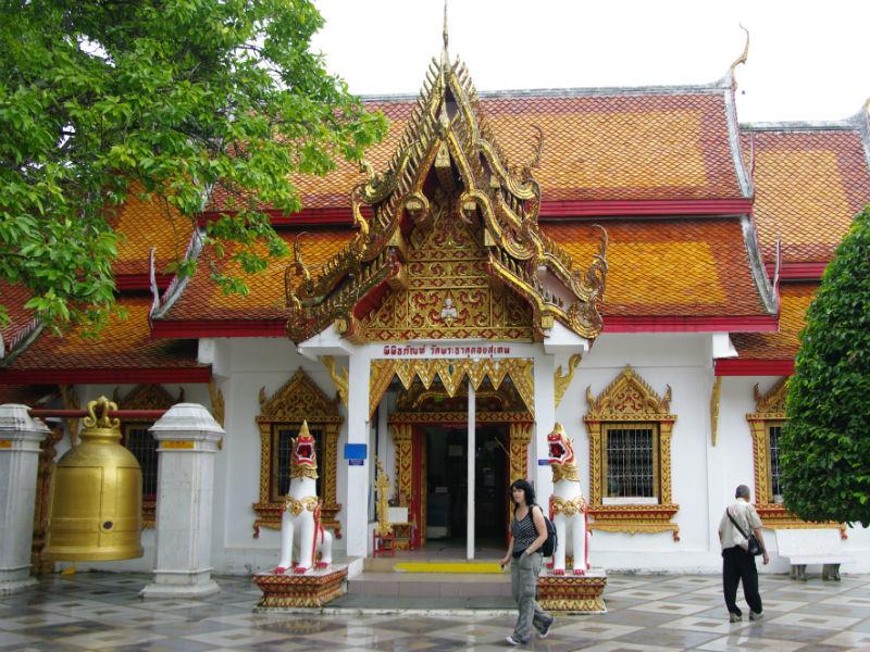 Temple etiquettes