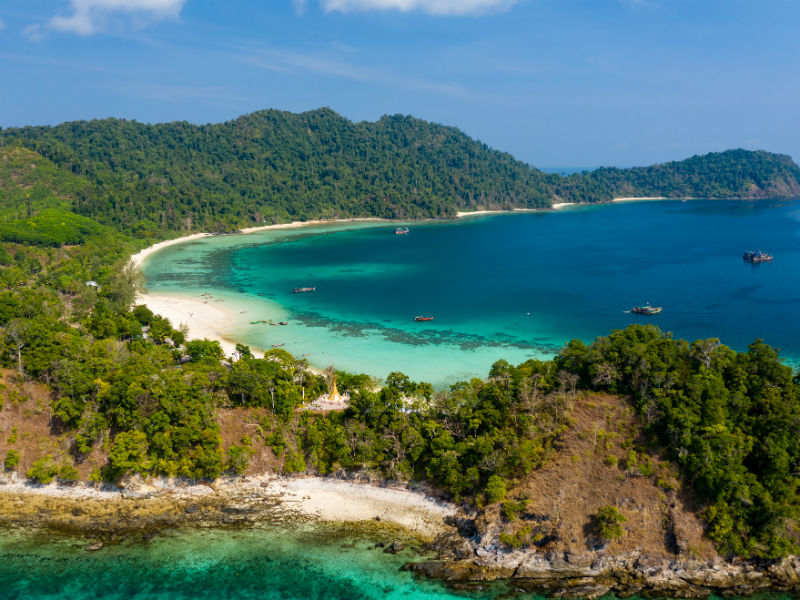 Chill out at the Mergui Archipelago