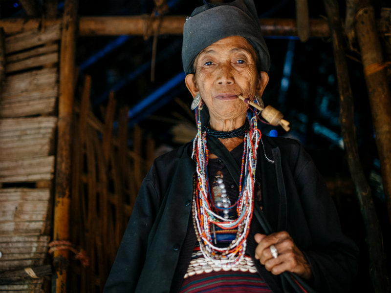 Meet the tribes in Kengtung
