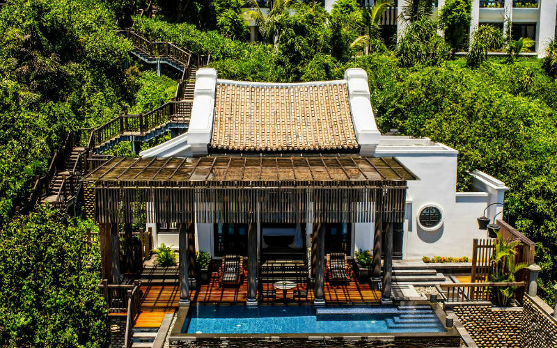 Bensley's creative power shines through in every inch of this beautiful resort