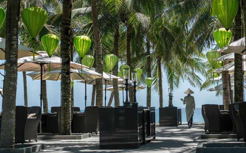 Four Seasons The Nam Hai is a truly blissful relaxation when it comes to a beach vacation